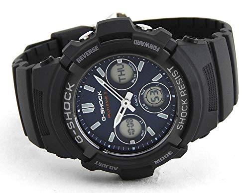 『CASIO (カシオ) 腕時計 G-SHOCK(Gショック) 電波ソーラー AWG-M100SB-2A メンズ 海外モデル [並行輸入品]』の3枚目の画像