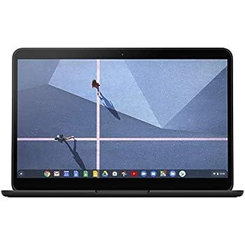 "Google Pixelbook Go - Pantalla táctil de 13,3"" (Intel® Core M3, 64 GB SSD, 8 GB de RAM), Chromebook (Just Black), modelo UK"