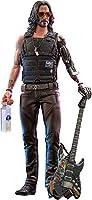 ビデオゲーム・マスターピース サイバーパンク2077 ジョニー・シルヴァーハンド 1/6スケールフィギュア, 黒