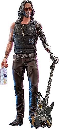 ビデオゲーム・マスターピース サイバーパンク2077 ジョニー・シルヴァーハンド 1/6スケールフィギュア