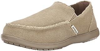 Crocs Men's Santa Cruz Loafer | Casual Comfort Slip On |...