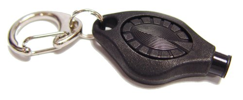 LRI FMRC Photon Freedom LED Keychain Micro-Light with Covert Nose, Red Beam