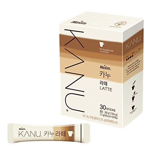 [KANU]Kanu Latte coffee 30T1BOX/Made in Korea/ KoreaDrama Goblin - Gong Yoo