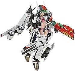 青島文化教材社 VFG マクロスフロンティア VF-25F メサイア ランカ・リー 全高約150mm 色分け済みプラモデル MC-09