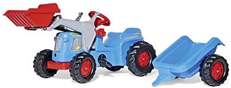 tiendas minoristas Rolly Classic Tractor with Kid Kid Kid Trailer and Frontloader by Rolly  venta al por mayor barato