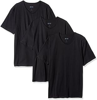 3-Pack V-Neck Regular Fit Short Sleeve T-Shirts