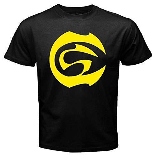 PEIJUNLAI T Shirts for Men G-B07 Cartel De Santa Funny Novelty Tops Mens tee Shirts L
