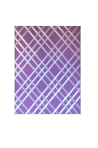 Select-Your-Color Bulletin-Memo Board and Picture Frame: Small (15' x 20') (Lavender)