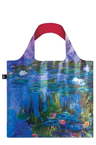 LOQI Museum Claude Monet Water Lilies, 1913 Bag Einkaufstasche
