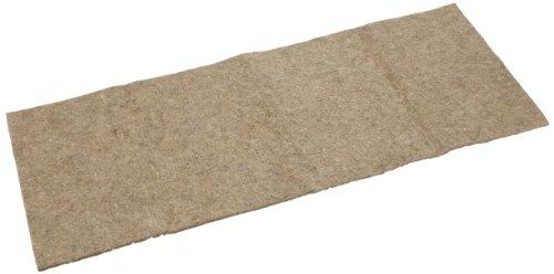 Hugro Grand Tapis de Sol en Chanvre pour rongeurs 100 x 40 cm