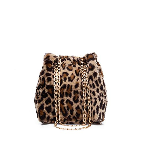 Leopard Chain Bag Fashion Trend Vrouwen Casual Bag schoudertas Messenger Bag