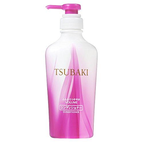 Tsubaki Shiseido conditionneur de Cheveux Brillants Doux 450mL