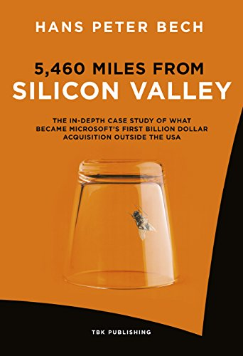 5,460 Miles from Silicon Valley: The In-depth Case Study of