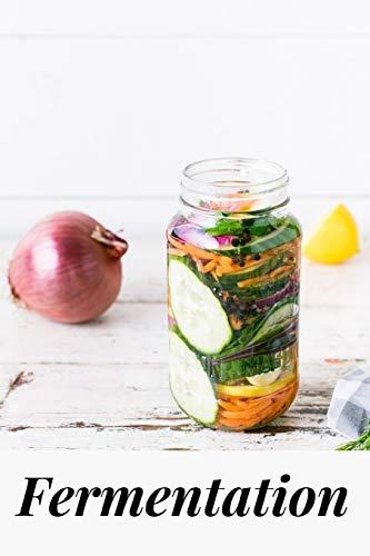Fermentation: Notizbuch bzw. Notizheft für das fermentieren, einmachen, einlegen oder gären. (Fermentation D, Band 6)