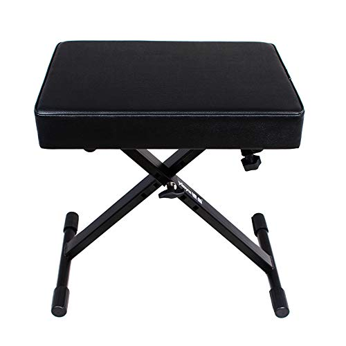 Best Prices! Folding Benches X-Type Lift Thickening Electric Piano Stool Guitar Chair Adjusting Guzh...