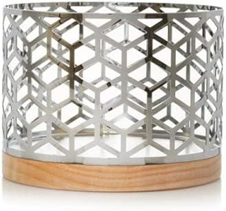 Yanke New Free Shipping Candle Herringbone Max 74% OFF Holder 3-Wick