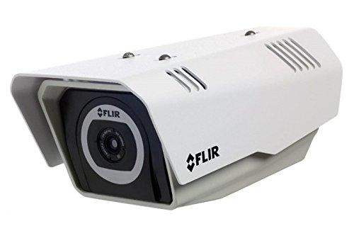 FC-317 ID 8.3Hz, warmtebeeld netwerkcamera, 19 mm, PAL, 17° FoV, 320x240, niet gekoeld