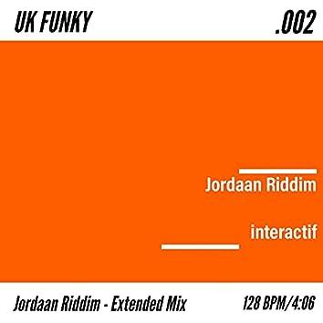 Jordaan Riddim (Extended Mix)