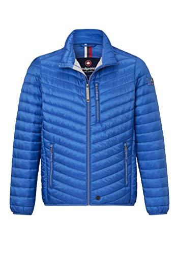 Michaelax-Fashion-Trade Redpoint - Leichte Herren Stepp-Jacke, Walker (R701782648000), Größe:3XL, Farbe:Royale (604)