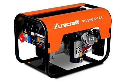 Unicraft PG 500 X-TEA Profi-Synchron-Stromerzeuger, 6702053