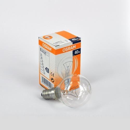 Glühbirne 40 Watt E14/SES Classic P Tropfenlampe Clas P CL 40