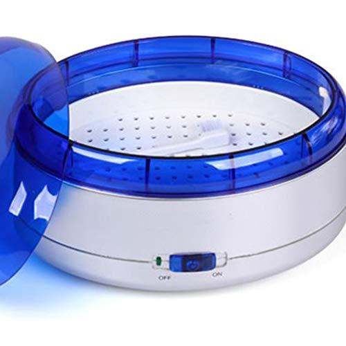 Kongnijiwa Multifunktionale elektrische Ultraschall-Wasserreiniger Brillen beobachten Schmuck-Reinigungs-Maschine, Schmuck-Reinigungs-Maschine, Schmuck Vibrationsreinigungsmaschine