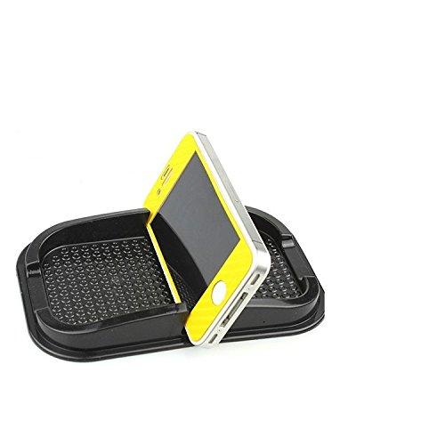 K-S-Trade Auto Anti Rutsch Matte Kompatibel Mit Sony Xperia XA2 Ultra Dual-SIM Haft Pad Armaturenbrett Handy Halterung Silikon
