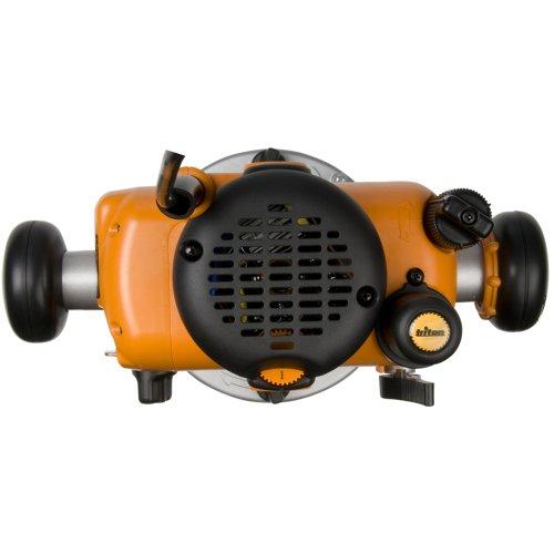 Triton 330165/TRA001 Défonceuse de précision bi-mode 2400 W