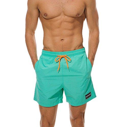 Cramberdy Kurze Hosen Herren Sommer Beachshorts Herren Jogginghose Herren Kurz Freizeithose Männer Badeshorts für Männer Trainingshose Männer Short Sweatpants Strandshorts Sportshorts Strandhose