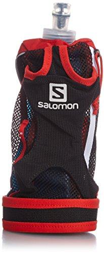 SALOMON Sac Banane Unisexe Park Hydro - Kit Mains Libres - Rouge Vif/Blanc - Taille Unique