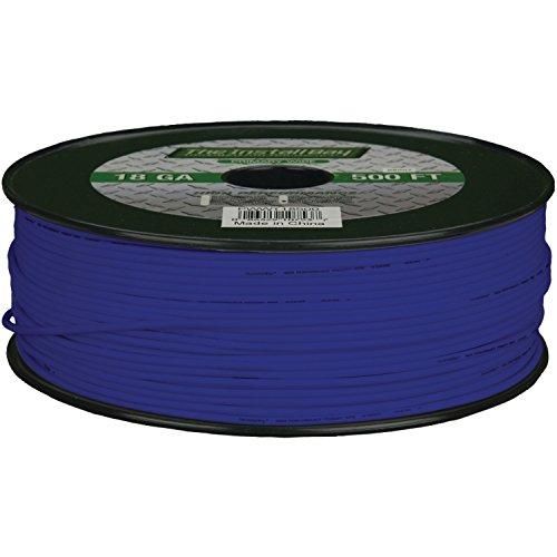 Metra PWBL18500 18-Gauge Primary Wire (Blue)