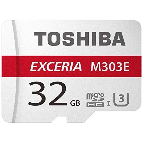 東芝『EXCERIA EMU-Aシリーズ<M303E> 32GB』