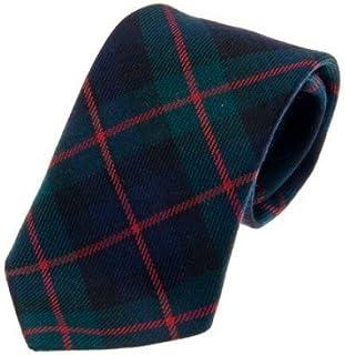 100% Wool traditional Scottish Tartan Tie - Murray Atholl