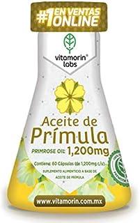 Matraz Aceite de Prímula Vitamorin 60 cápsulas