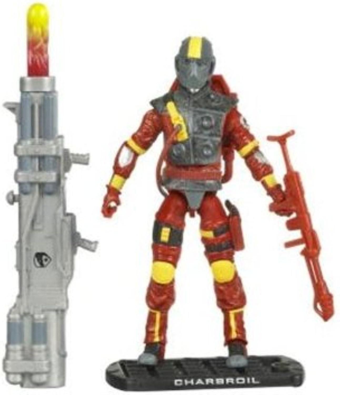 G. I. Joe Charbroil Flamethrower Action Figure  Gi Joe Movie  Rise Of Cobra
