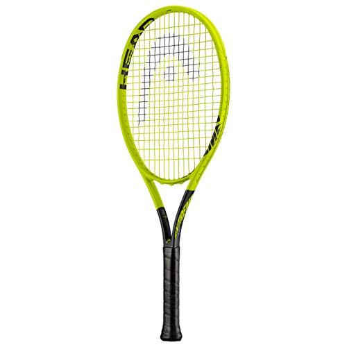 HEAD Unisex– Erwachsene Extreme Jr. Tennis Racket, gelb, 0
