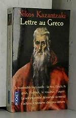 Lettre au Greco de Nikos Kazantzaki