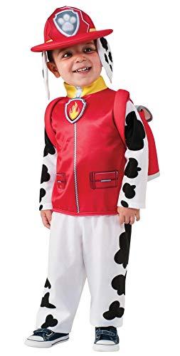 Paw Patrol Marshall Toddler Costume