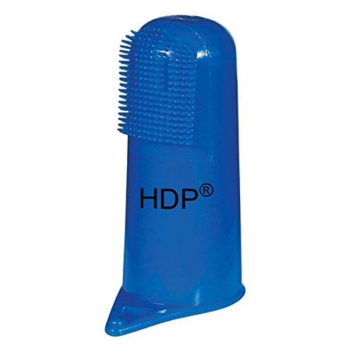 HDP Lot dentaire Brosse à doigt couleurs assorties