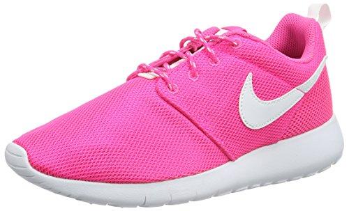 Nike Damen Roshe One (Gs) Turnschuhe, Pink (Rosa (Pink Blast/White) Pink Blast/White), 38.5 EU