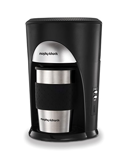 Morphy Richards Coffee On The Go Filter Coffee Machine...
