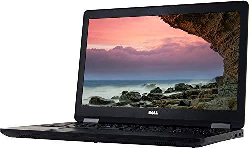 "Dell Latitude E5570 Business Laptop - 15.6"" FHD (1920x1080) Touchscreen LCD with Camera - Intel i7-6600U 2.6Ghz - 16GB RAM - 512GB SSD - WiFi - HDMI - Windows 10 Pro (Renewed)"