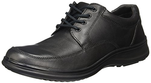 Flexi Kaiser Choclo Casual para Hombre, color Negro, 27, Mod: 63202
