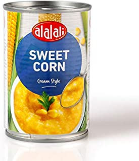 Al Alali Sweet Corn Cream Style - 425 g