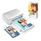 """HP Sprocket Studio 4x6"""" Instant Photo Printer – Print Photos from Your iOS, Android..."""