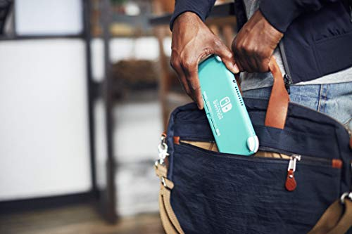 Console Nintendo Switch Lite - Turquoise - 7