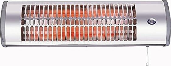 Estufa 2 Tubos Cuarzo 1200w de Colgar