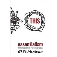 [By Greg McKeown] Essentialism (Paperback) by Greg McKeown (Author) (Paperback)