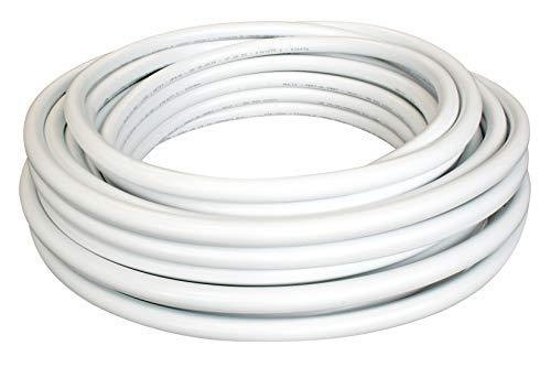 SOMATHERM FOR YOU - 302-16-10S - Crown tubo multistrato 10m Ø16 Lascia per fare un impianto per l'acqua potabile e riscaldamento nelle case, grigio