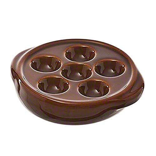 Browne 6-Hole Escargot Plate